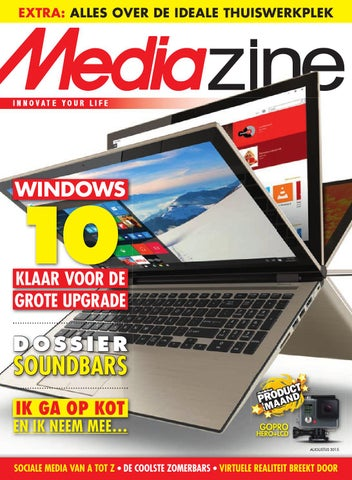 24d6e2e2ab7f Mediazine België Augustus 2015 by ContentConnections - issuu