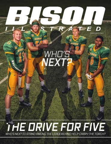 Bison Illustrated August 2015 by Spotlight Media - issuu 579bac8d8425