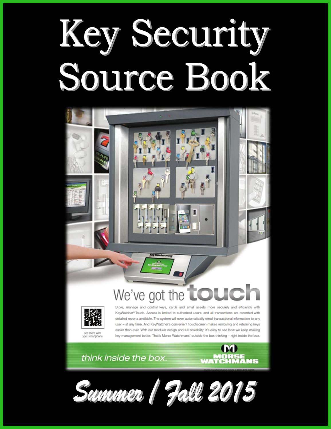 Key Security Source Book by Federal Buyers Guide, inc. - issuu
