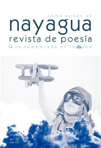 a549ce57c6 Nayagua, revista de poesía de la FCPJH, nº 22 by Julio Reija - issuu