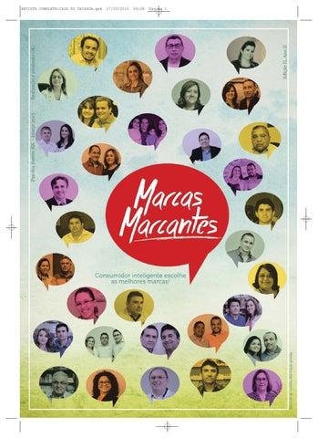 9e0bf2df902a7 Revista Marcas Marcantes Ed 2 by Marcas Marcantes - issuu