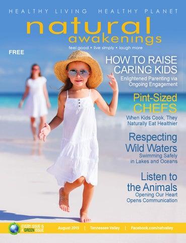 Natural Awakenings August 2015 By Natural Awakenings Magazine