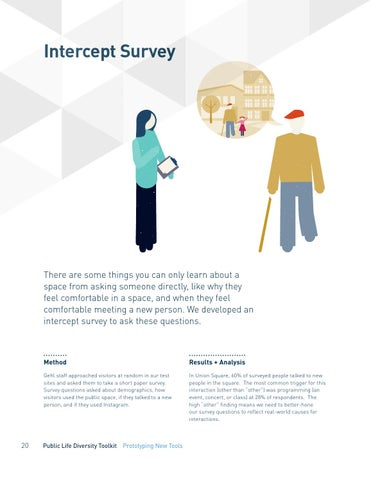 Public Life Diversity Toolkit by Gehl - Making Cities for People - on