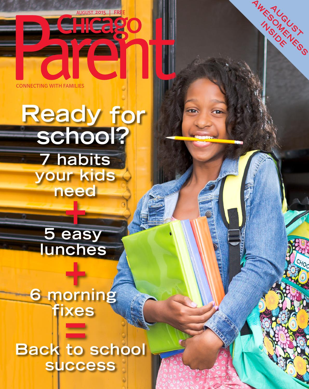 14ba2b4d3507 Chicago Parent August 2015 by Chicago Parent - issuu