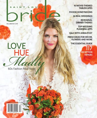 fb096224ec2 St. Louis Bride Fall-Winter 2015 by Morris Media Network - issuu