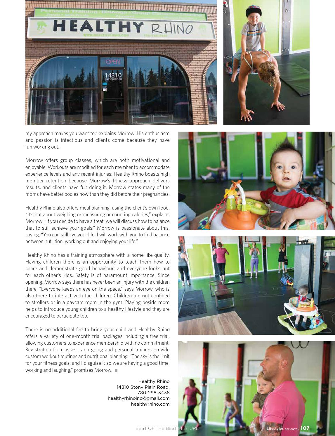 Fine Lifestyles Edmonton Volume 2 Issue 3 2015 by Fine