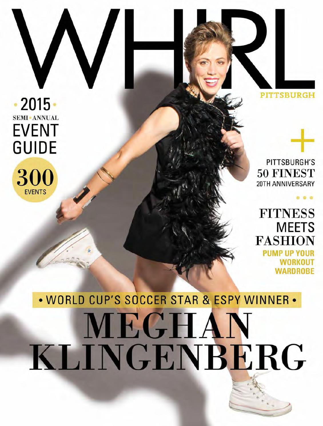 WHIRL Magazine: August 2015