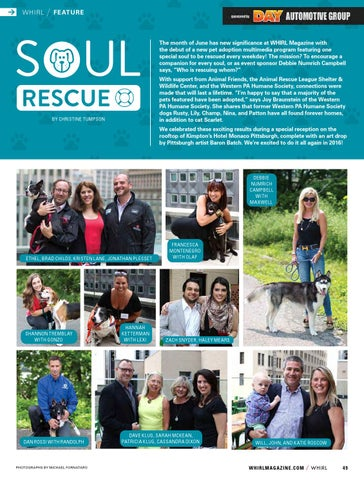 f435a98a544 WHIRL Magazine  August 2015 by WHIRL Publishing - issuu