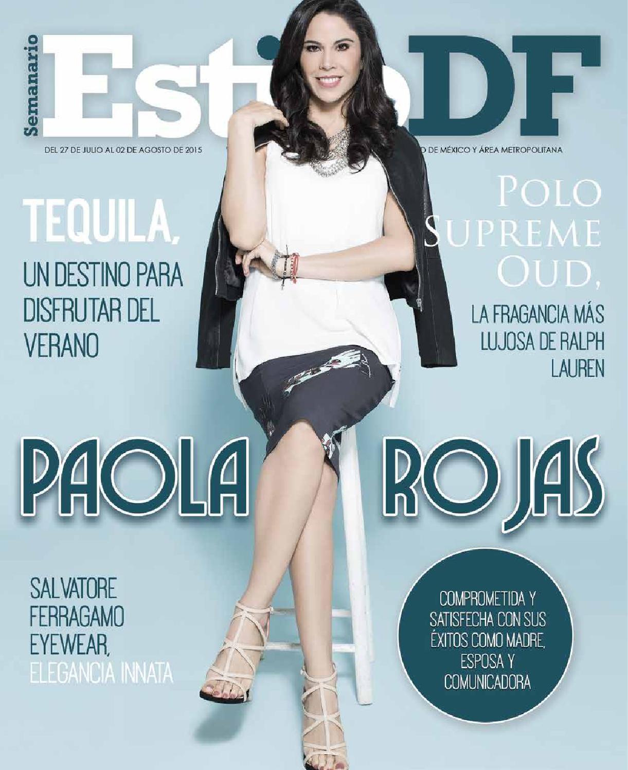 7037c3e7d EstiloDF Paola Rojas 27 de julio by EstiloDF - issuu