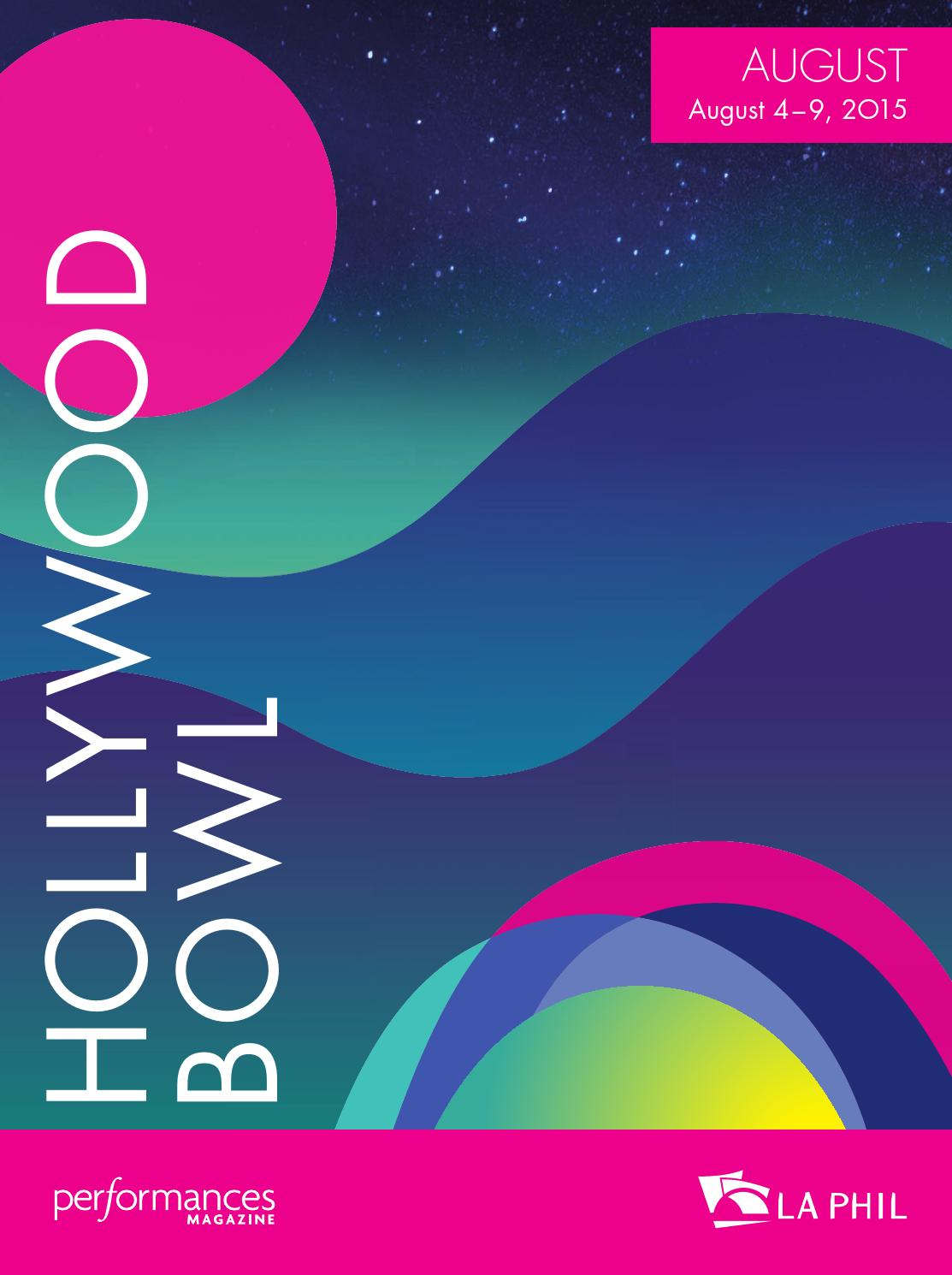 HOLLYWOOD BOWL AUG 2015 by SoCalMedia - issuu
