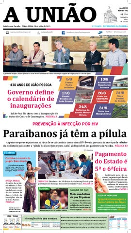 379dff917 Jornal A União - 28/07/2015 by Jornal A União - issuu
