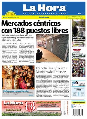 Ambato28julio2015 by Diario La Hora Ecuador - issuu a6f060e7f96