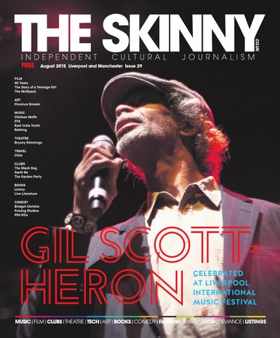 The Skinny Northwest August 2015 By