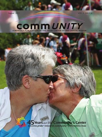 potluck ithaca Lesbian