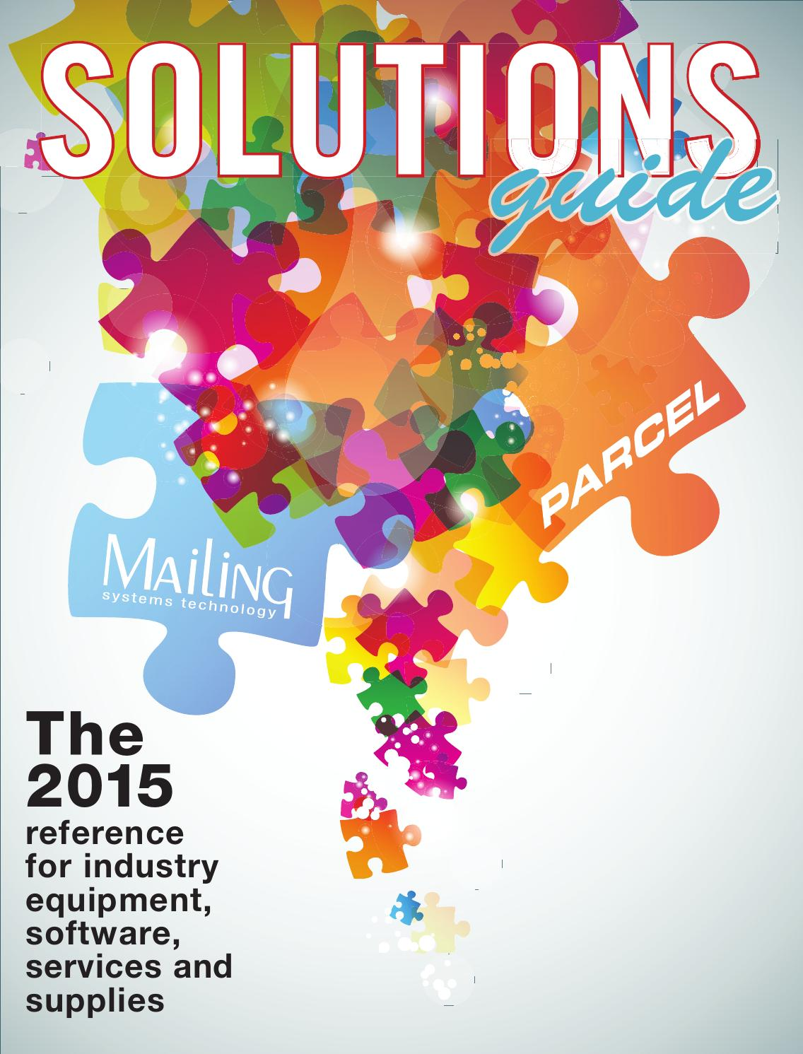 2015 SOLUTIONS Guide by RB Publishing - issuu