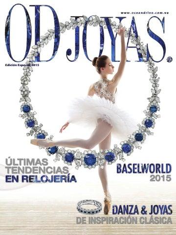 c3092133abe5 OD Joyas 2015 by Grupo Editorial Shop In 98 C.A. - issuu