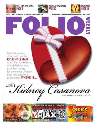 9e3c1169 Folio Weekly 07/29/15 by Folio Weekly - issuu