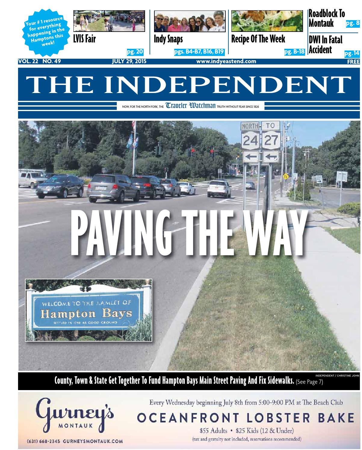 Independent 7 29 15 By The Newspaper Issuu Gurney S Expands Purchases Montauk Yacht Club