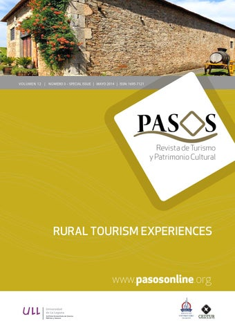buy popular 6a921 02778 PASOS RTPC 2(1) by PASOS Revista de Turismo y Patrimonio Cultural - issuu
