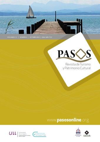 Pasos 124 2014 by pasos revista de turismo y patrimonio cultural page 1 fandeluxe Gallery