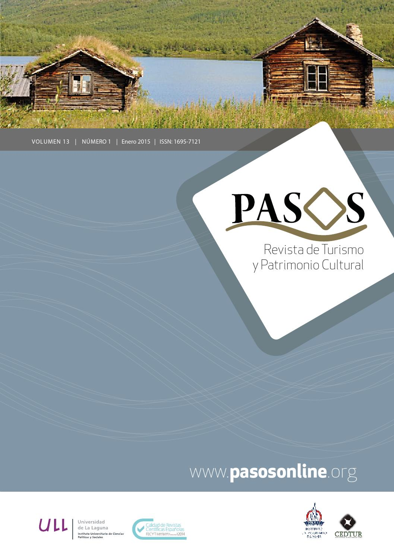 Pasos 131 2015 by pasos revista de turismo y patrimonio cultural pasos 131 2015 by pasos revista de turismo y patrimonio cultural issuu fandeluxe Choice Image
