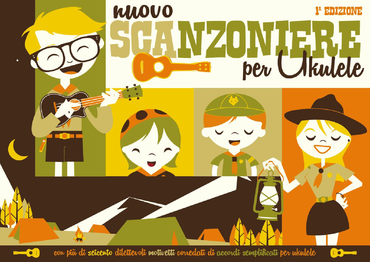 Nuovo Scanzoniere Per Ukulele By Alex Cendron Issuu