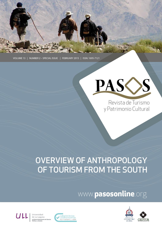 Pasos 13 2 Special Issue By Pasos Revista De Turismo Y Patrimonio