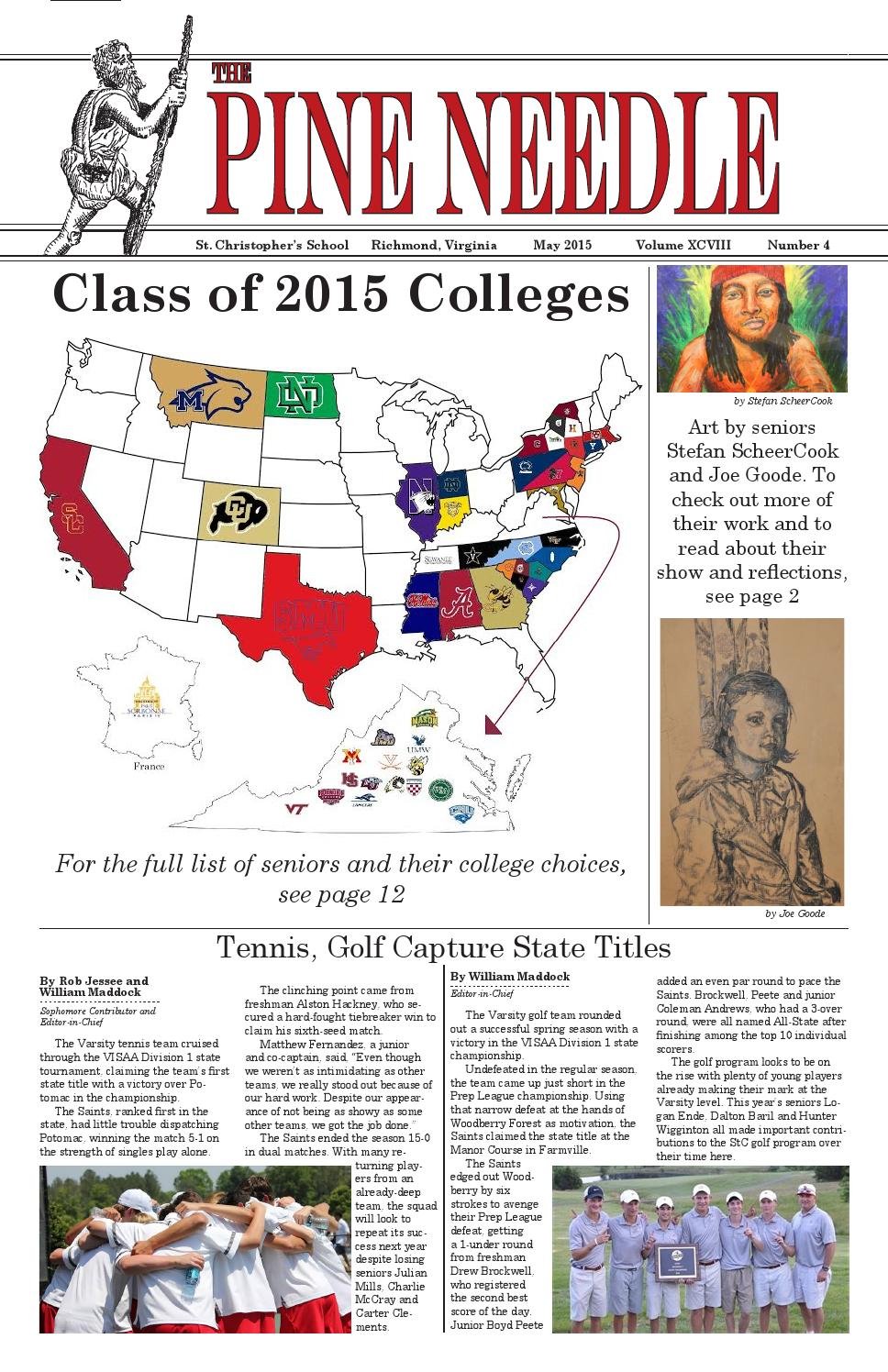 Jabs Farm Lessons Beautiful may 2015 | the pine needlest. christopher's school - issuu