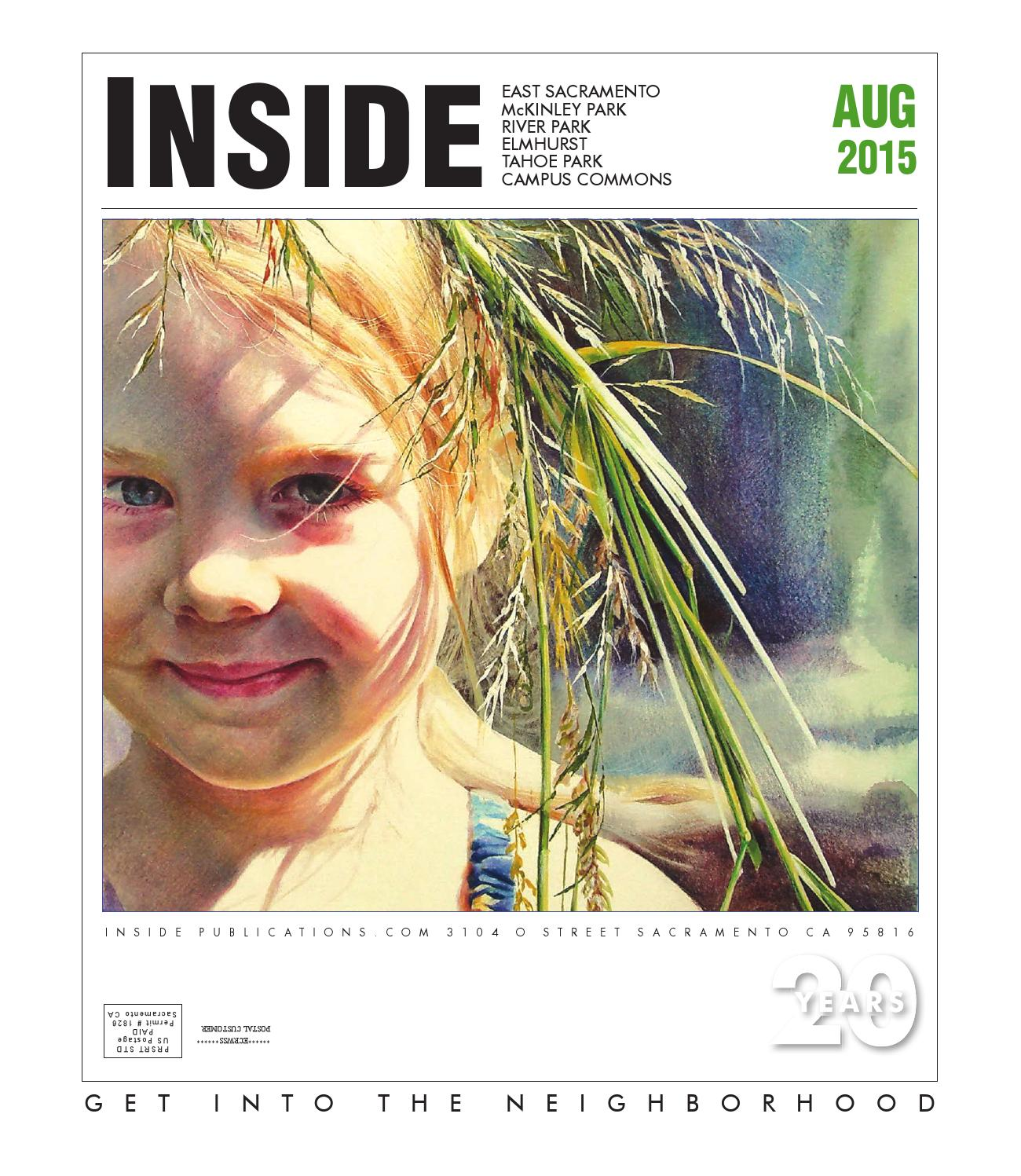 Inside east sacramento aug 2015 by Inside Publications issuu