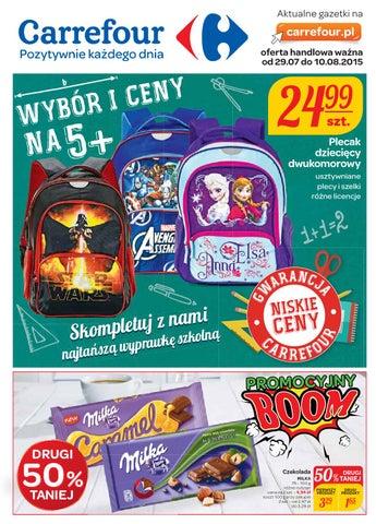 79dfaa27222ca Gazetka promocyjna Carrefour Hipermarket by Zakupologicy Peel - issuu