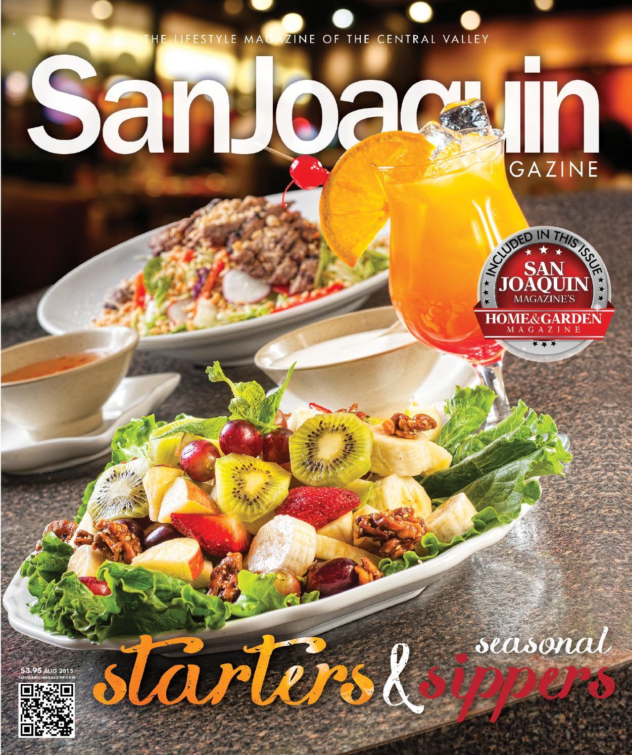 san joaquin magazine august 2015 by san joaquin magazine issuu