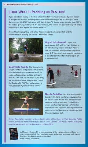 1f8ed4407e7c Around Reston Community Summer/Fall by Around Reston Publications ...