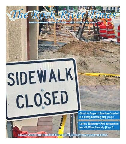 Rockford, Illinois | July 29-August 4, 2015 | Volume 22, No. 41
