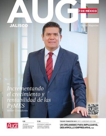 0b5dd1db4d6d6 Möller Consultores Auge de México by Auge de México - issuu