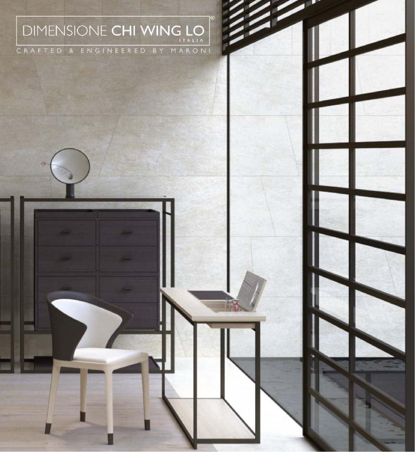 Dimensione Chi Wing Lo 2015 By Pure Interior