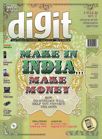 Digit August 2015 by 9 9 Media - issuu