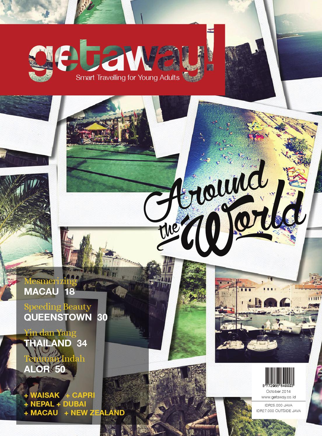 Getaway October 2014 Issue By Getaway Magazine Issuu