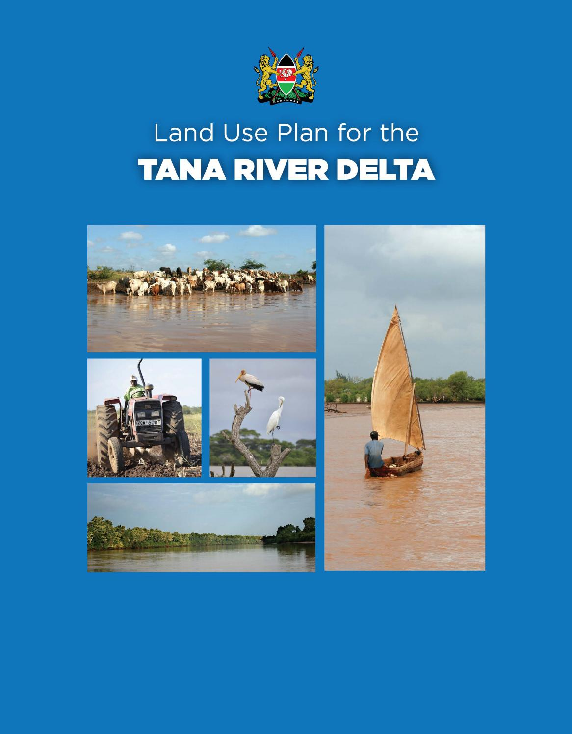 Tana River Delta Land Use Plan By Nature Kenya Publications Issuu Surface Wiring Conduit The Garage Journal Board