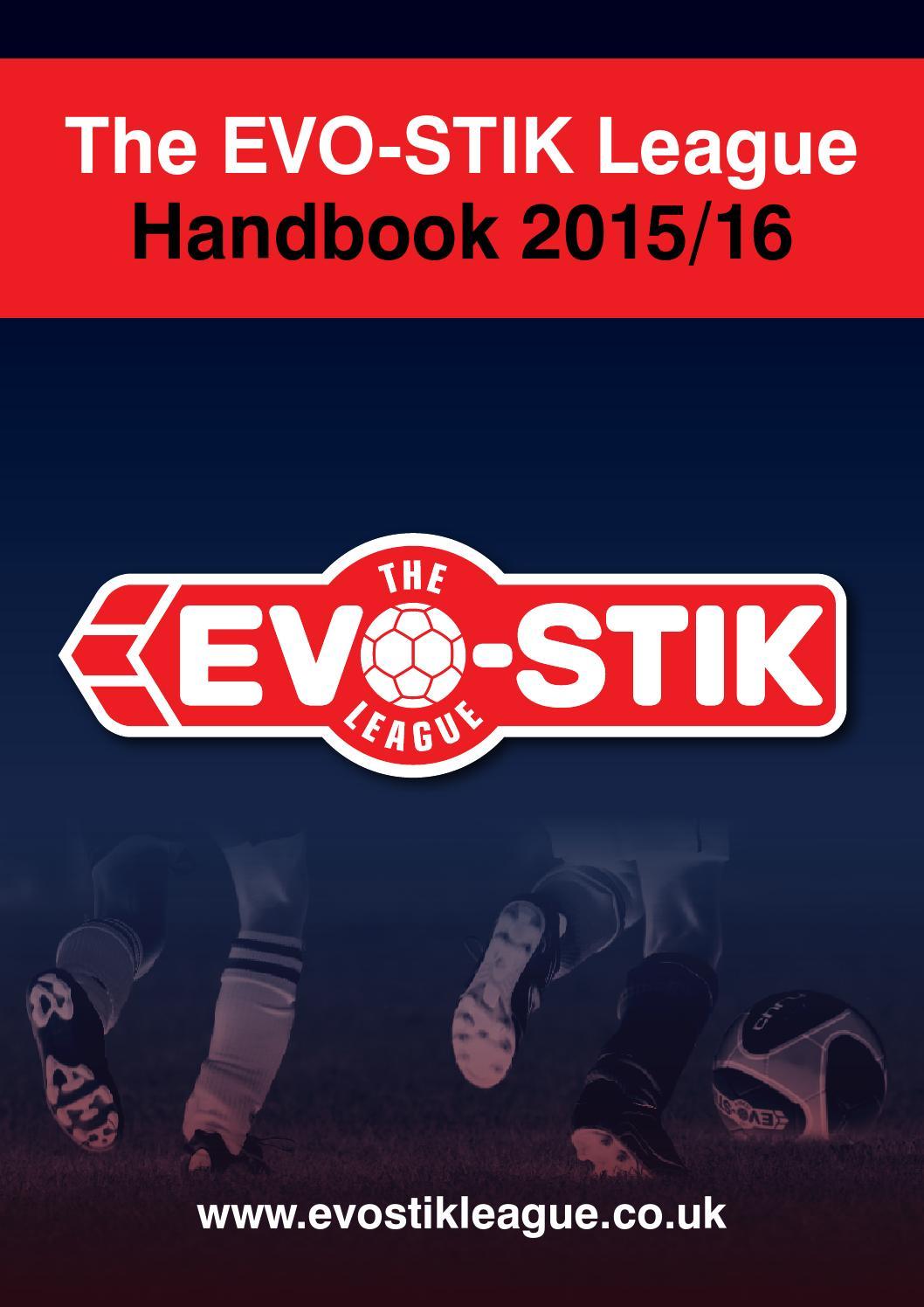 The Evo Stik League Handbook 2014 15 By Alex Heeney