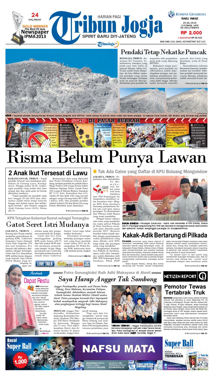 Tribunjogja 29 07 2015 By Tribun Jogja Issuu Produk Ukm Bumn Box Hantaran Pengantin Bio Art
