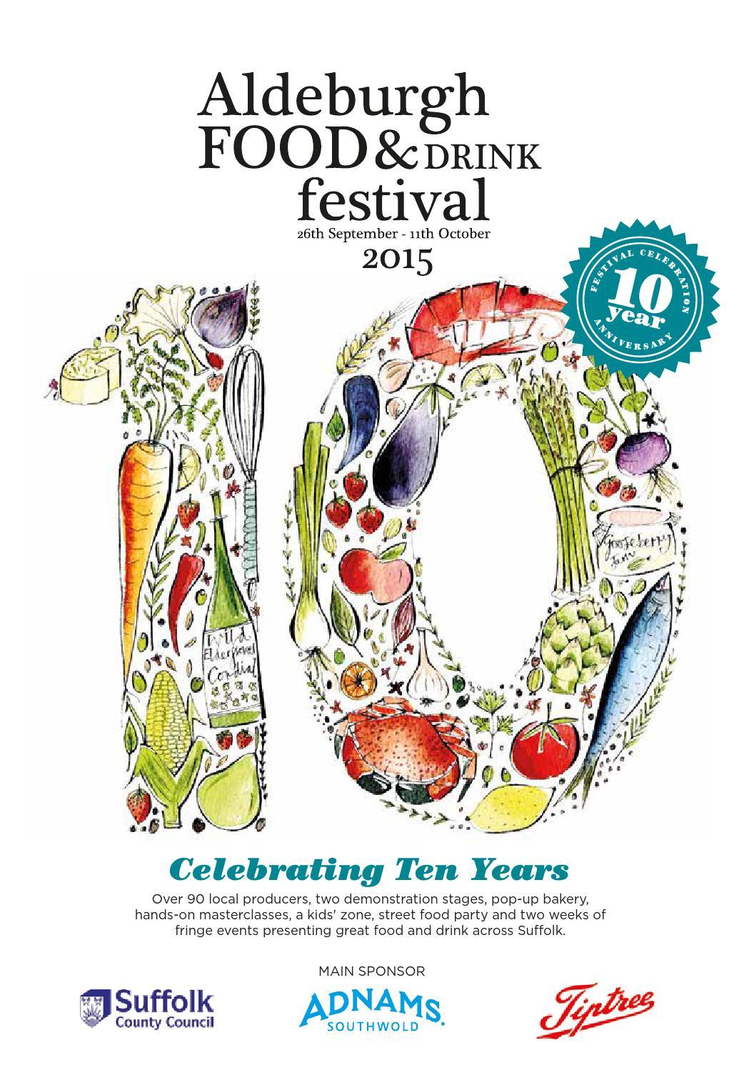 Aldeburgh Food Festival Exhibitors