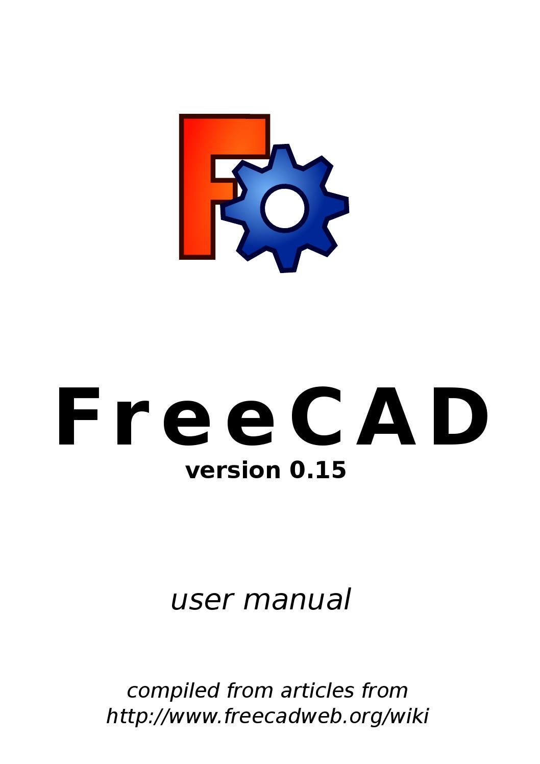 Freecad 0 15 manual by Rodrigo Paludo - issuu