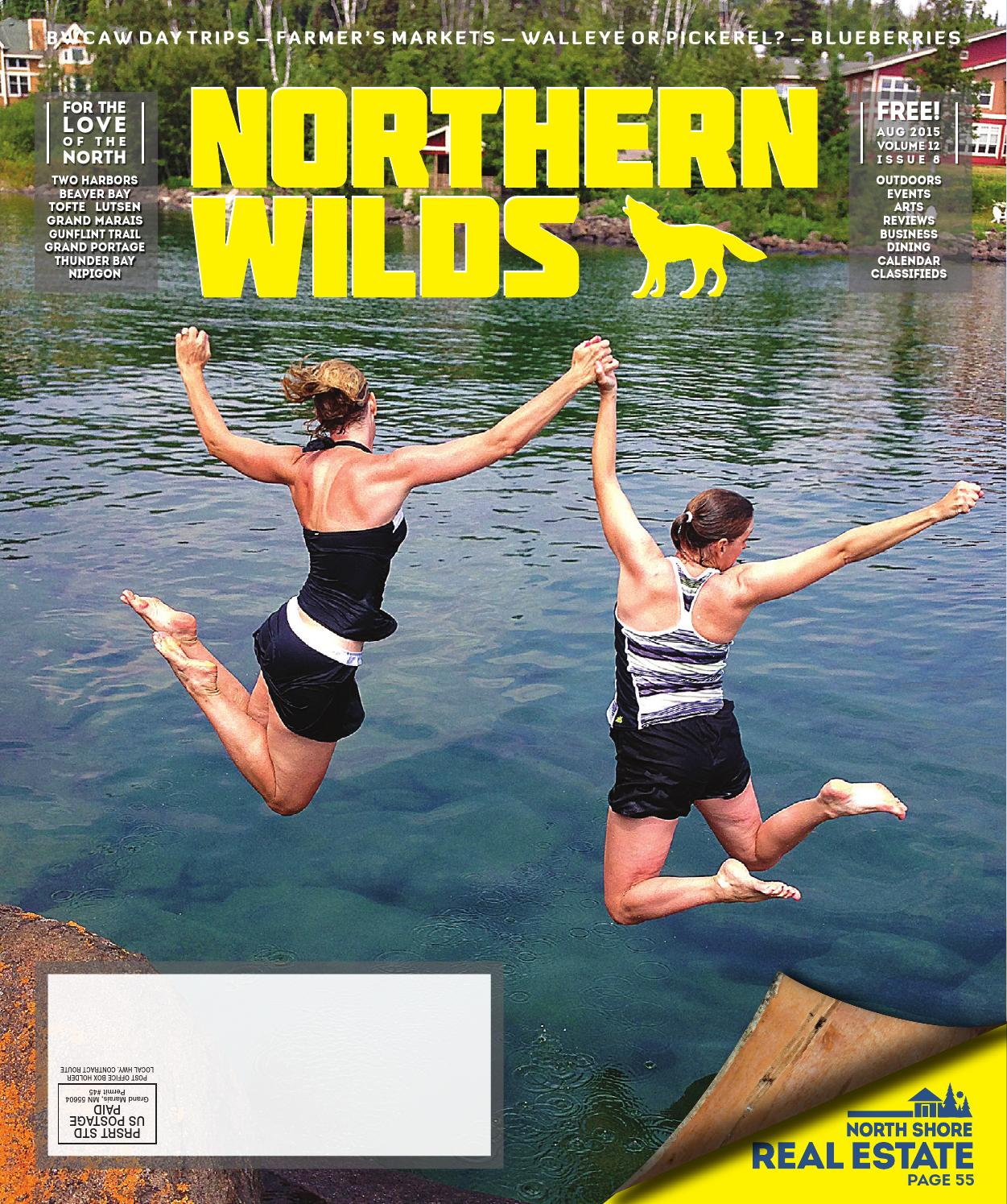 Northern Wilds August 2015 by Northern Wilds Magazine - issuu