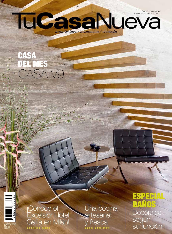 Tu Casa Nueva. Agosto 2015. by Editorial Ferrato - issuu