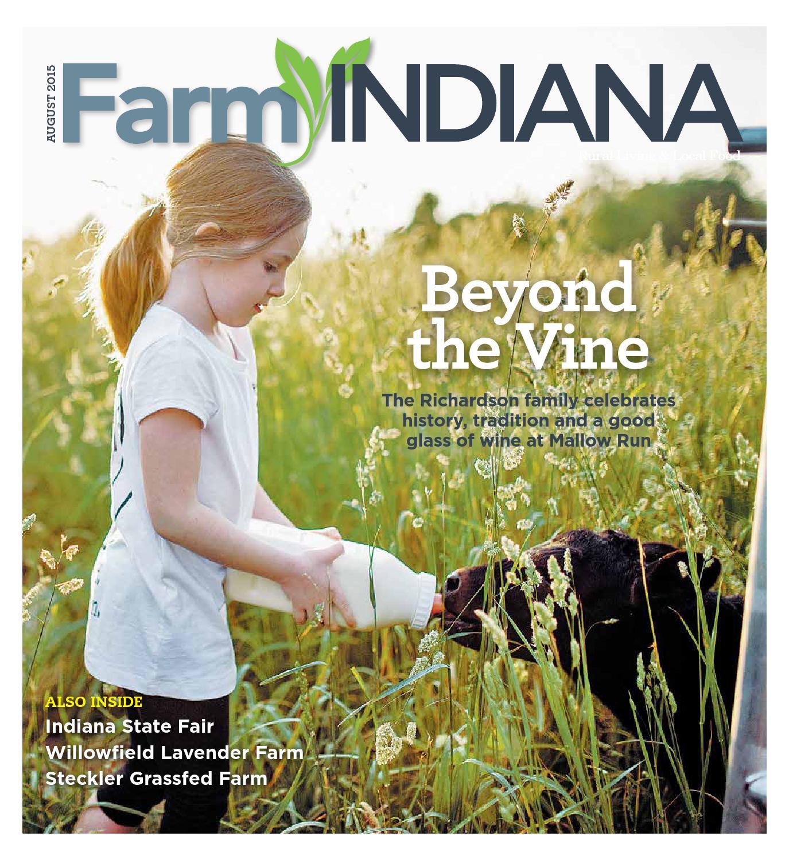 Farm Indiana | August 2015