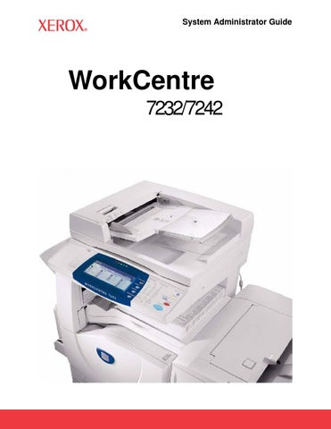 XEROX 7232 WINDOWS 10 DRIVERS DOWNLOAD