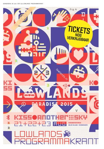 A Campingflight to Lowlands Paradise Issuu