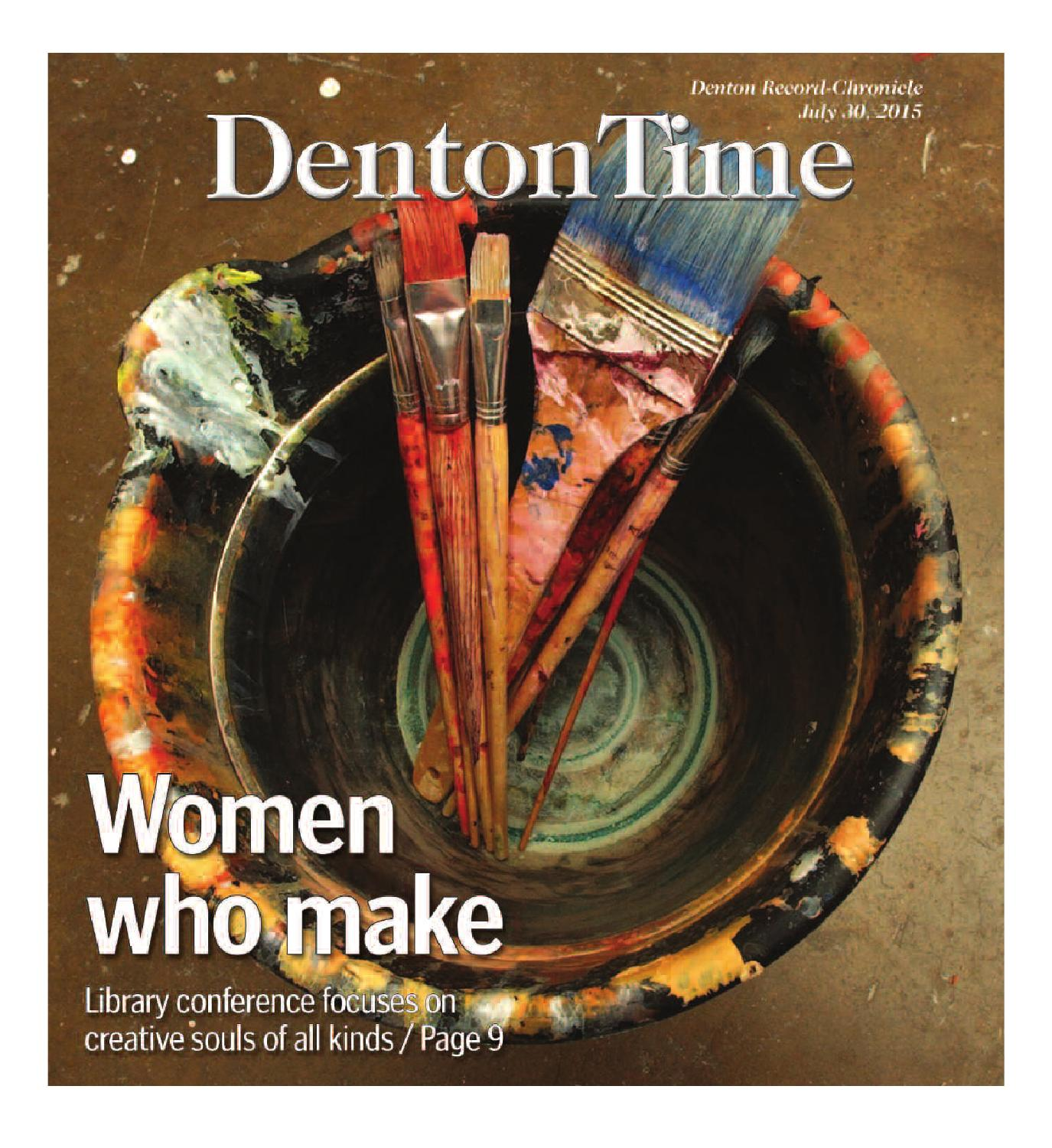 July 30 Denton Time by Larry McBride - issuu