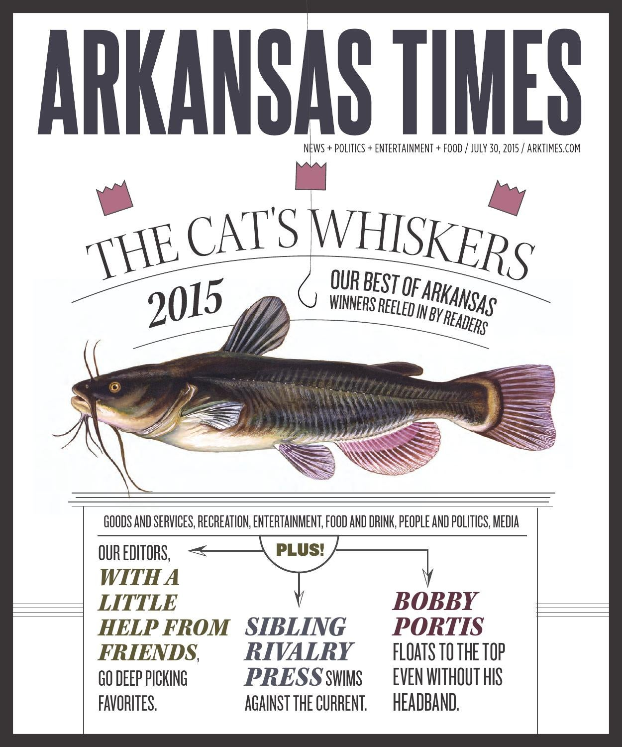 Arkansas Times July 30 2015 By Issuu Tas Touring Anti Air Restrap Saddle Bag Dry Made In Uk Black L