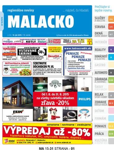 8582b6a3fec7 Malacko 15-31 by malacko malacko - issuu